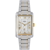Buy Rotary Gents 2 Tone Watch GB02804-01 online