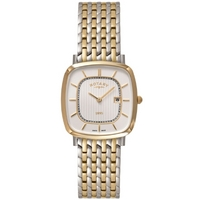 Buy Rotary Gents Ultra-Slim Square1895 Bracelet Watch GB08101-02 online