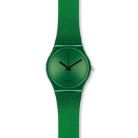 Buy Swatch Ladies Deep Shine Green Watch GG213 online