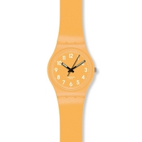 Buy Swatch Ladies Flaky Yellow Watch GJ132 online