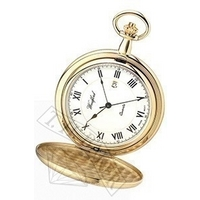 Buy Woodford Full Hunter Pocket Watch GP-1210 online