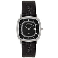Buy Rotary Gents Slim Watch Black GS08100-04 online