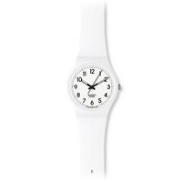 Buy Swatch Unisex Just White Watch online