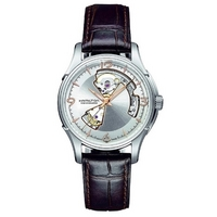 Buy Hamilton Jazzmaster Open Heart Strap Watch. online
