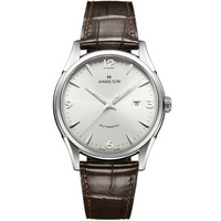 Buy Hamilton Jazzmaster Thinomatic Strap Watch H38715581 online