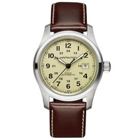 Buy Hamilton Khaki Field Automatic Watch H70555523 online