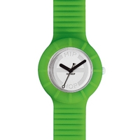Buy Hip Hop Unisex Hero Fluorescent Green Strap Watch HWU0025 online