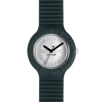 Buy Hip Hop Unisex Hero Black Tie Strap Watch HWU0031 online