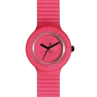 Buy Hip Hop Unisex Full Colour Pink Glam Strap Watch HWU0060 online