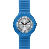 Buy Hip Hop Unisex Blue Ghost Strap Watch HWU0106 online