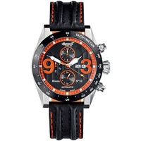 Buy Ingersoll Bison No 32 Automatic Leather Strap Watch IN1620BKOR online