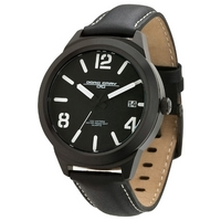 Buy Jorg Gray Gents Leather Strap Watch JG1950-12 online