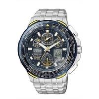 Buy Citizen Skyhawk AT Blue Angels Watch JY0040-59L online