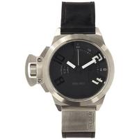 Buy Welder Gents Black Dial Black Rubber Strap Watch K24-3001 online