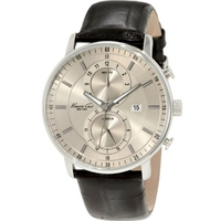 Buy Kenneth Cole Gents Chronograph Black Strap Watch KC1779 online
