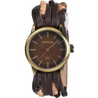 Buy Kahuna Gents Strap Watch KUS-0056G online
