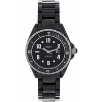 Buy Rotary Ladies Ceramique Bracelet Watch LB00333-19 online