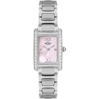 Buy Rotary Ladies Stone Set Watch LB02795-07 online