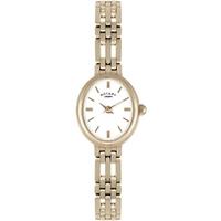 Buy Rotary Ladies 9ct Gold Elite Watch LB10090-02 online