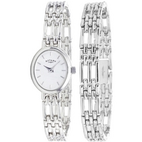 Buy Rotary Ladies Bracelet Set Watch LB20061-BR-02 online