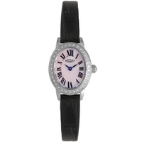 Buy Rotary Ladies Strap  Stone Set Bezel Watch LS02890-07 online