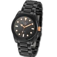 Buy LTD Ladies Black Ceramic MOP Dial Watch LTD030626 online
