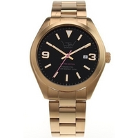 Buy LTD Unisex Gold Watch LTD280303 online