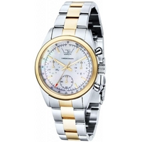 Buy LTD Ladies 2-Tone Bracelet Chronograph Watch LTD340501 online