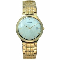 Buy Accurist Gents Bracelet Watch MB709S online
