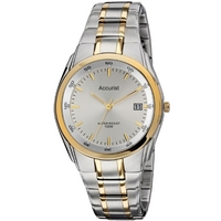 Buy Accurist Mens Bracelet Watch MB841S online