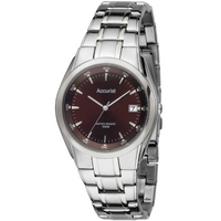 Buy Accurist Gents Bracelet Watch MB843BR online