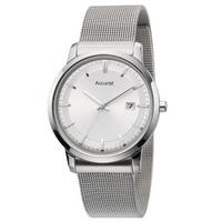 Buy Accurist Gents Mesh Bracelet Watch MB900S online