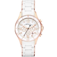 Buy Marc by Marc Jacobs Ladies Marine Rock Chronograph Bracelet Watch MBM2547 online