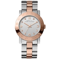 Buy Marc By Marc Jacobs Ladies Amy Watch MBM3194 online
