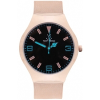 Buy ToyWatch Unisex Mesh Gold Bracelet Watch MH01PG online