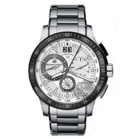 Buy Maurice Lacroix Gents Miros Chronograph Watch MI1098-SS042131 online