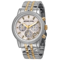 Buy Michael Kors Ladies Chronograph Watch MK5057 online