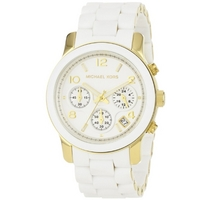 Buy Michael Kors Ladies Chronograph Watch MK5145 online
