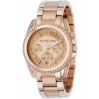 Buy Michael Kors Ladies Chronograph Watch MK5263 online