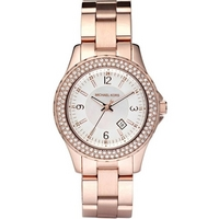 Buy Michael Kors Ladies Rose Gold Tone Bracelet Watch MK5403 online