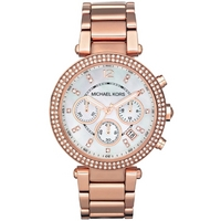 Buy Michael Kors Unisex Chronograph Bracelet Watch MK5491 online
