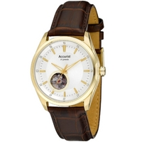 Buy Accurist Gents Automatic Strap Watch MS906S online