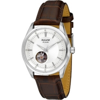 Buy Accurist Gents Automatic Strap Watch MS907S online
