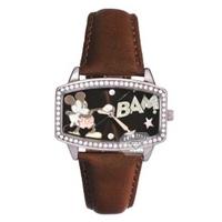 Buy Disney Childrens Mickey Mouse Strap Watch MU2928 online