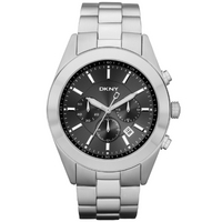 Buy DKNY Gents Chronograph Stainless Steel Bracelet Watch NY1507 online