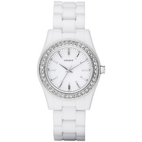 Buy DKNY Ladies Stone Set Fashion Watch NY8145 online