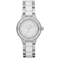 Buy DKNY Ladies Fashion 2 Tone Steel Bracelet Watch NY8498 online