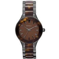 Buy DKNY Ladies Brown Bracelet Fashion Watch NY8650 online