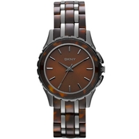 Buy DKNY Ladies Brown Bracelet Fashion Watch NY8701 online