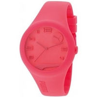 Buy Puma Ladies Form Pink Resin Sports Strap Watch PU103001008 online